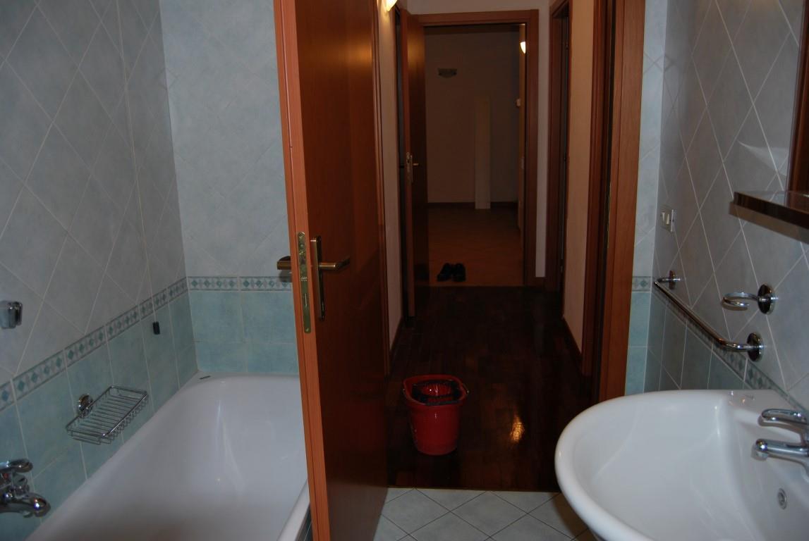 Appartamento posto al piano terreno.