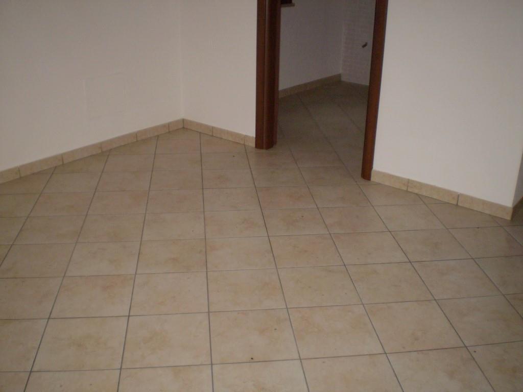 Appartamento disposto su due livelli.