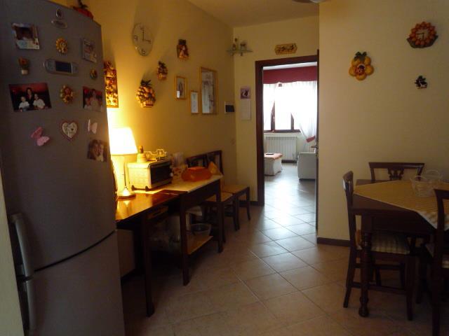 4 Vani BORGO A BUGGIANO (PT) Appartamento con giardino.