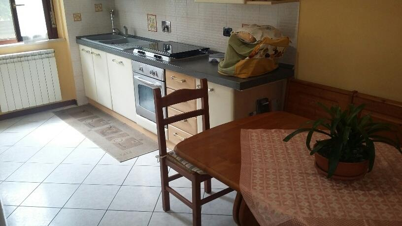 3 Vani BORGO A BUGGIANO (PT) Appartamento posto al piano terreno.