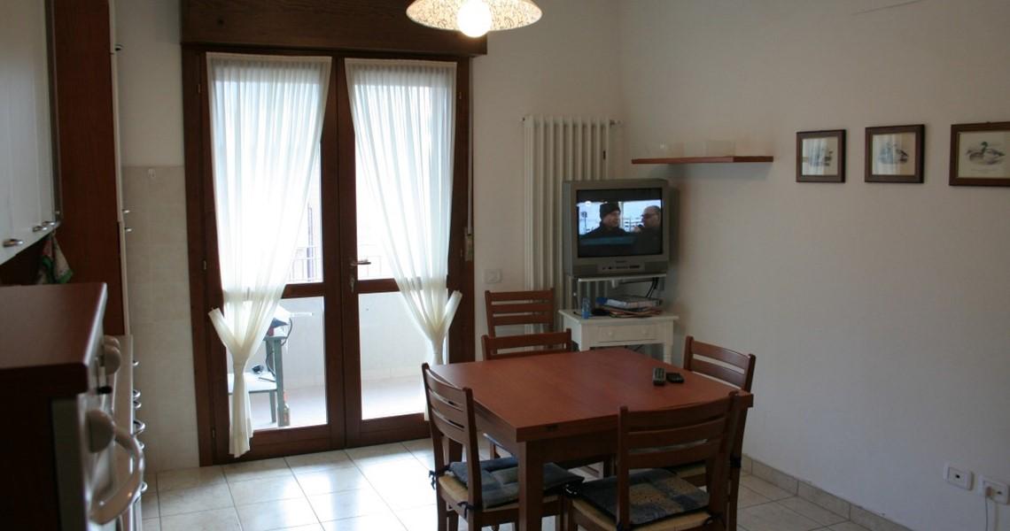 Appartamento trilocale a Cecina
