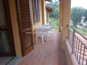 Monteverdi marittimo monolocale con giardino e terrazza