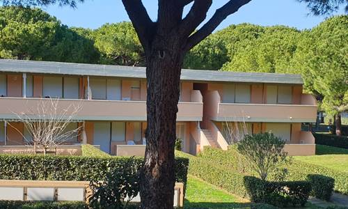 Two rooms apartment for rent in Marina di Bibbona