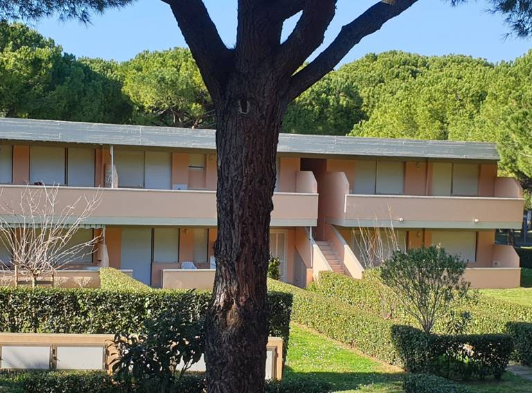 Two rooms apartment for rent in Marina di Bibbona